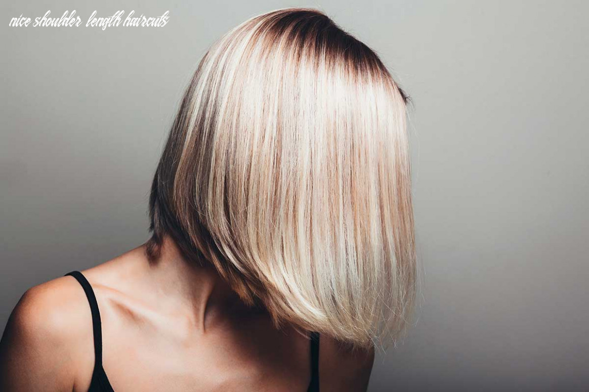 Shoulder Length Haircuts You Will Be Asking For In 8 ...