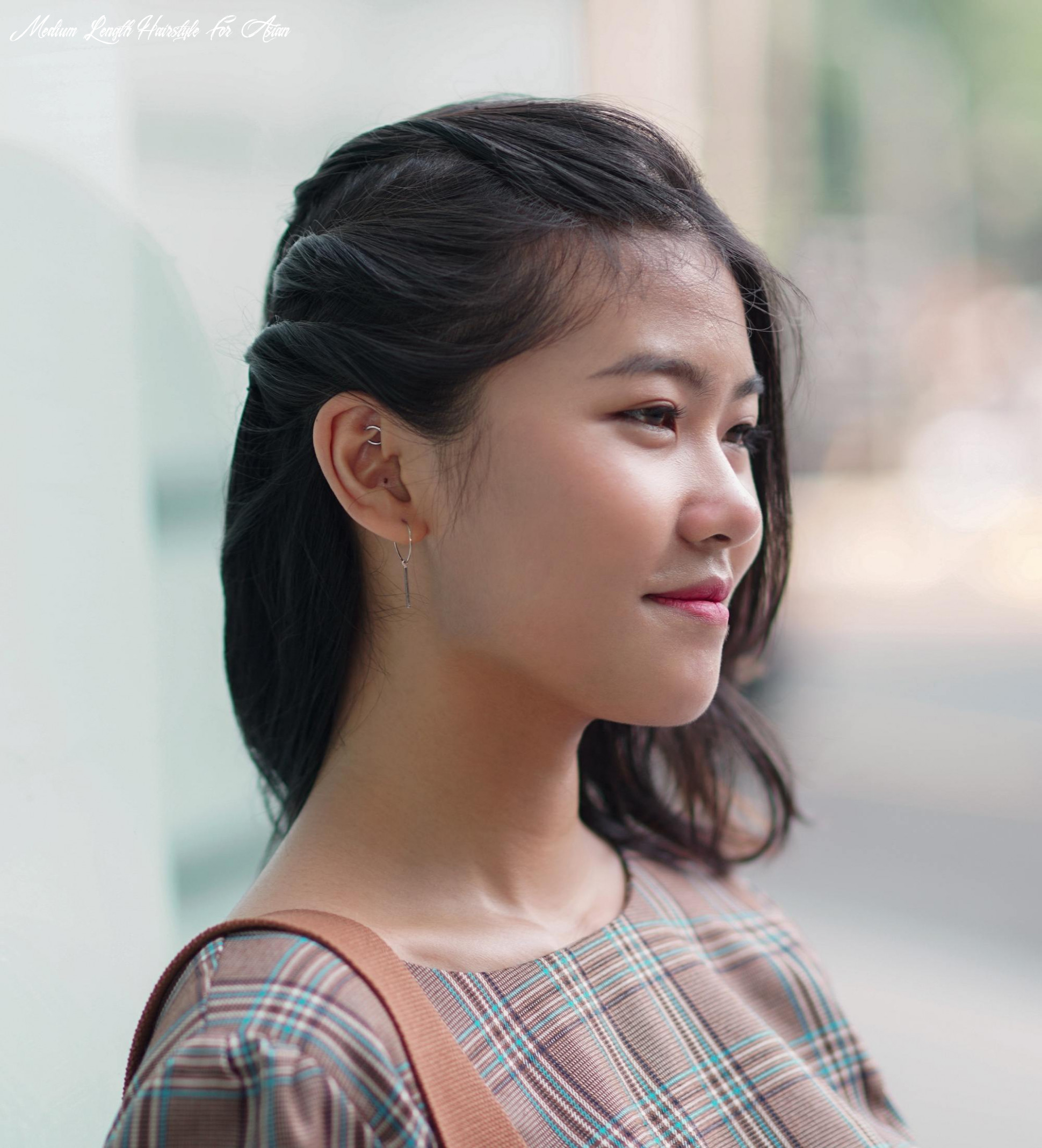 Shoulder length hairstyles for filipinas   all things hair ph medium length hairstyle for asian