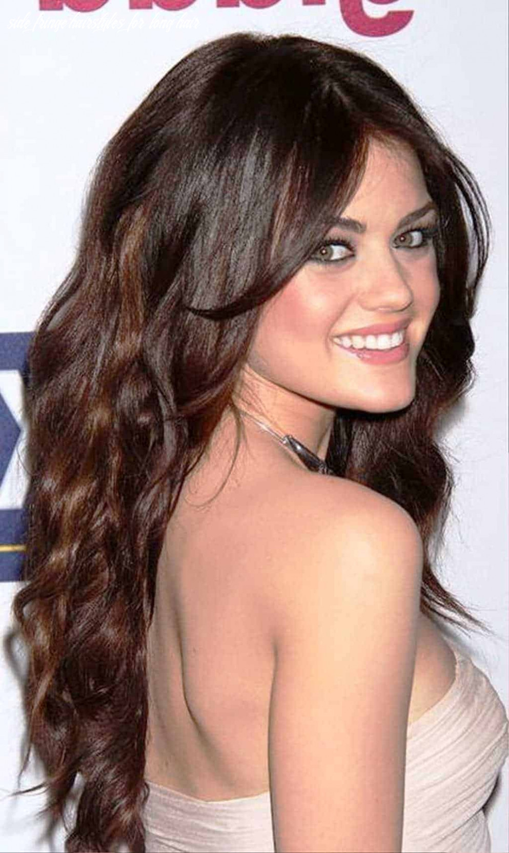 Side fringe hairstyles for long hair 11 womenstyle