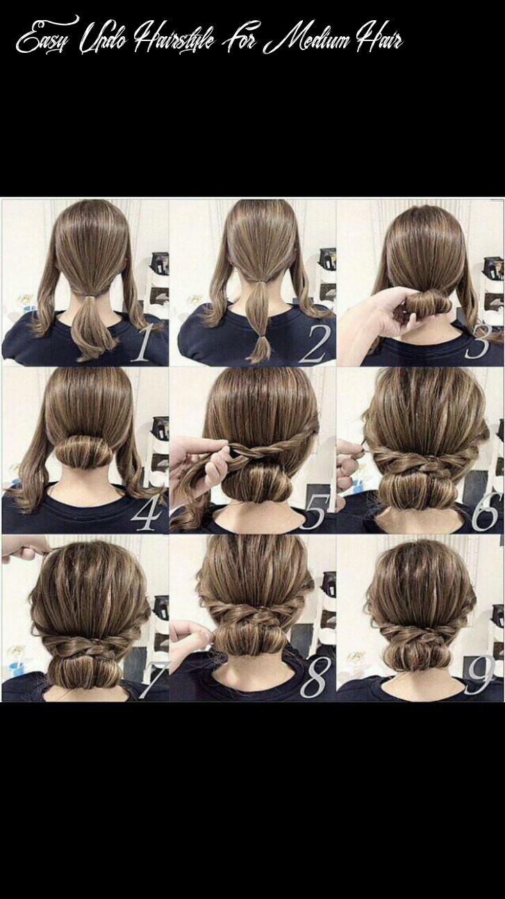 Simple braided hairstyles shoulder length 12 easy updo hairstyles