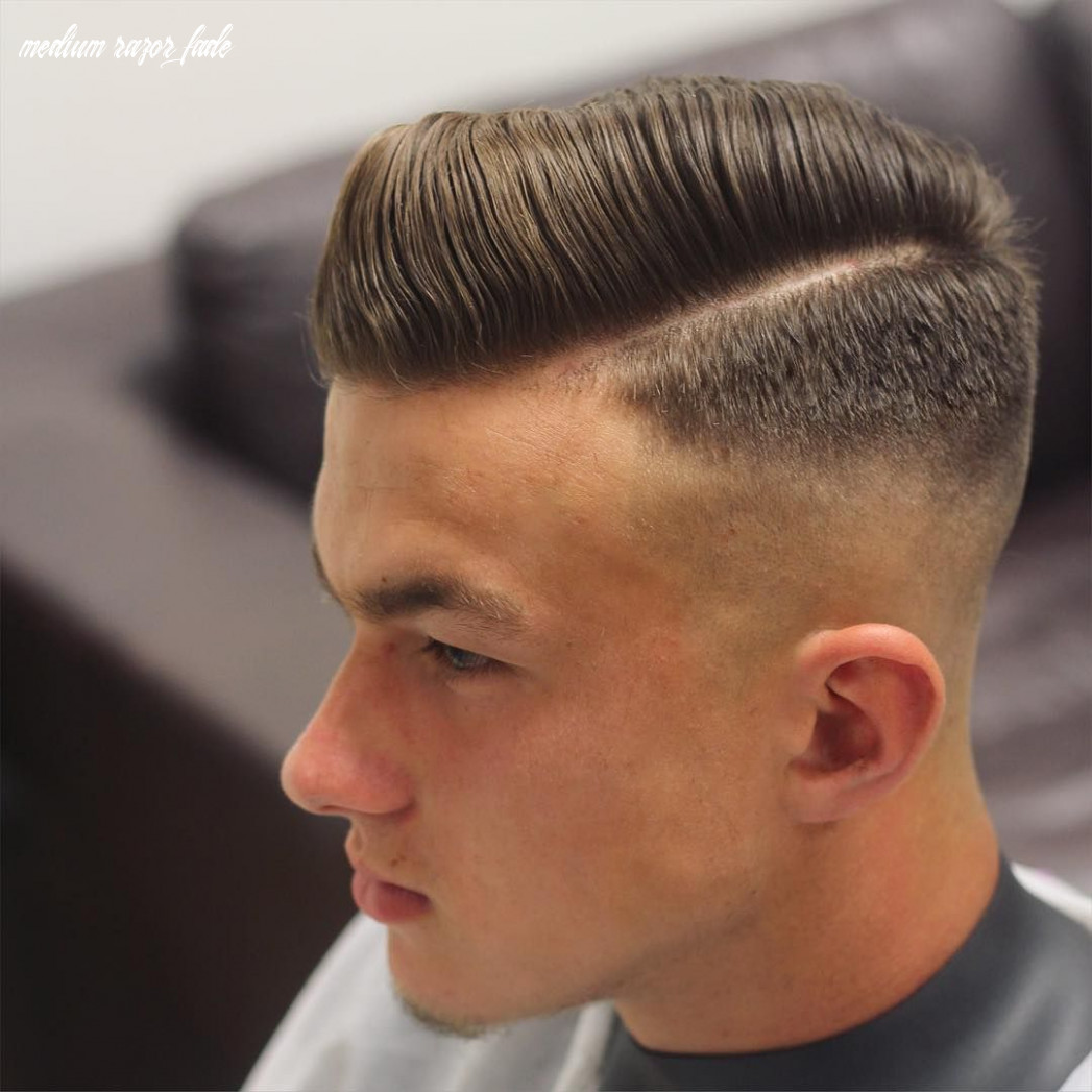 Skin fade razor part! start your morning off right