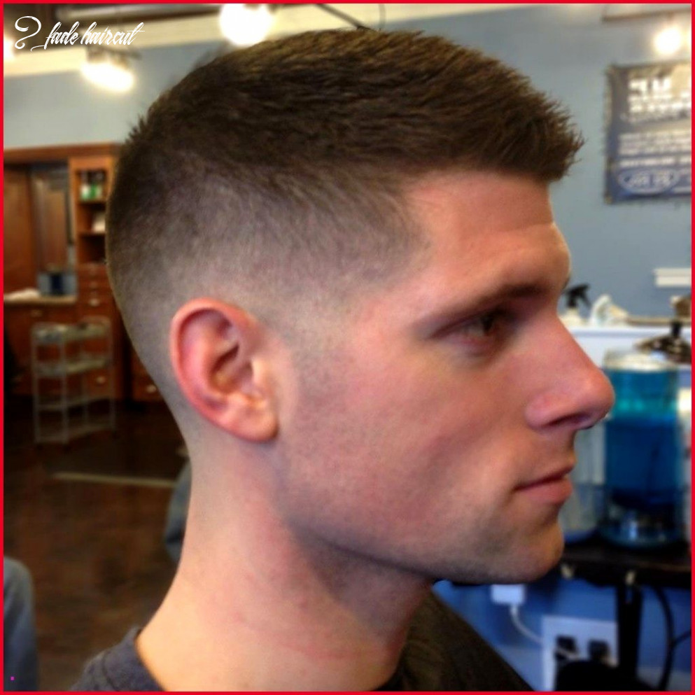 Skin tight fade to number 9 on the top looks really good number 9