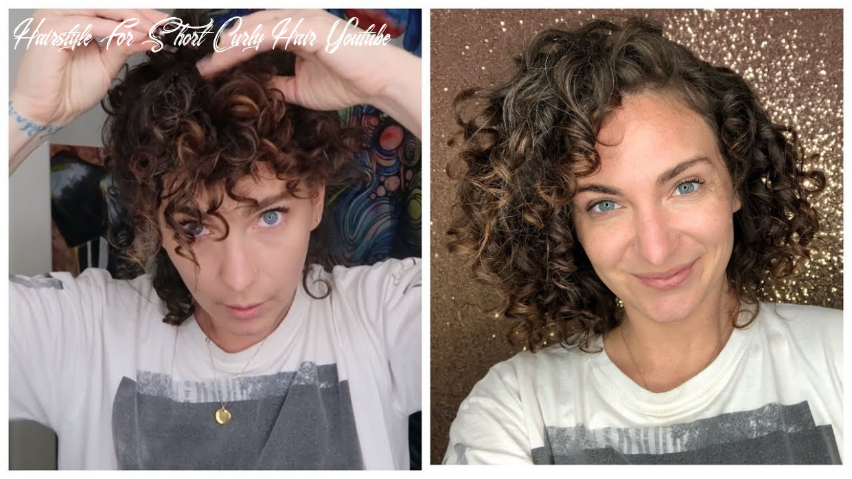 Sleeping curly medusa clipping sleep routine for short curly hair hairstyle for short curly hair youtube