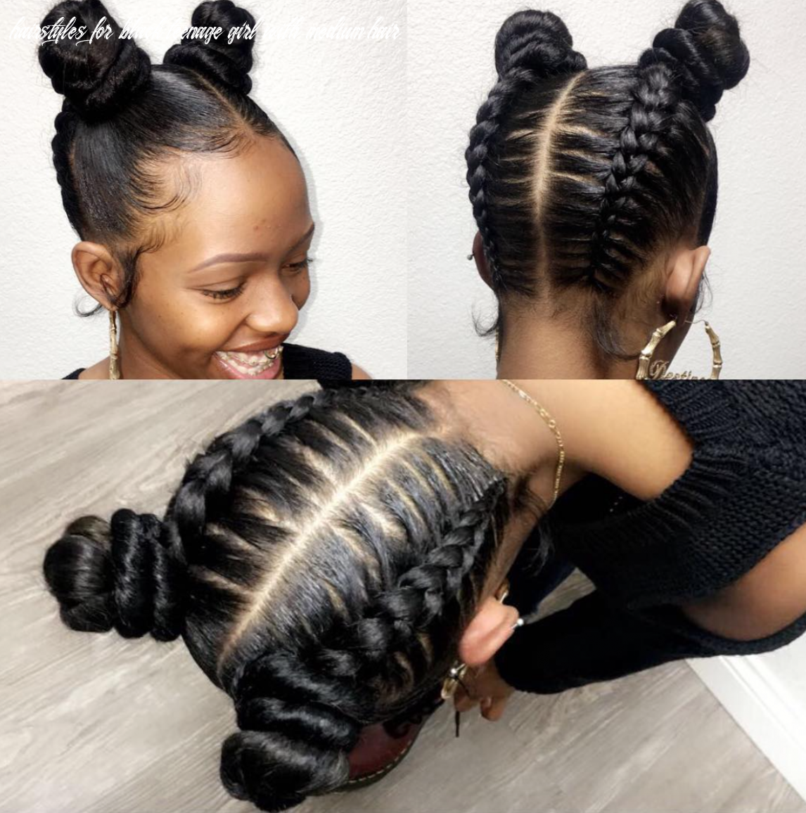 So cute @ dess read the article here http://blackhairinformation