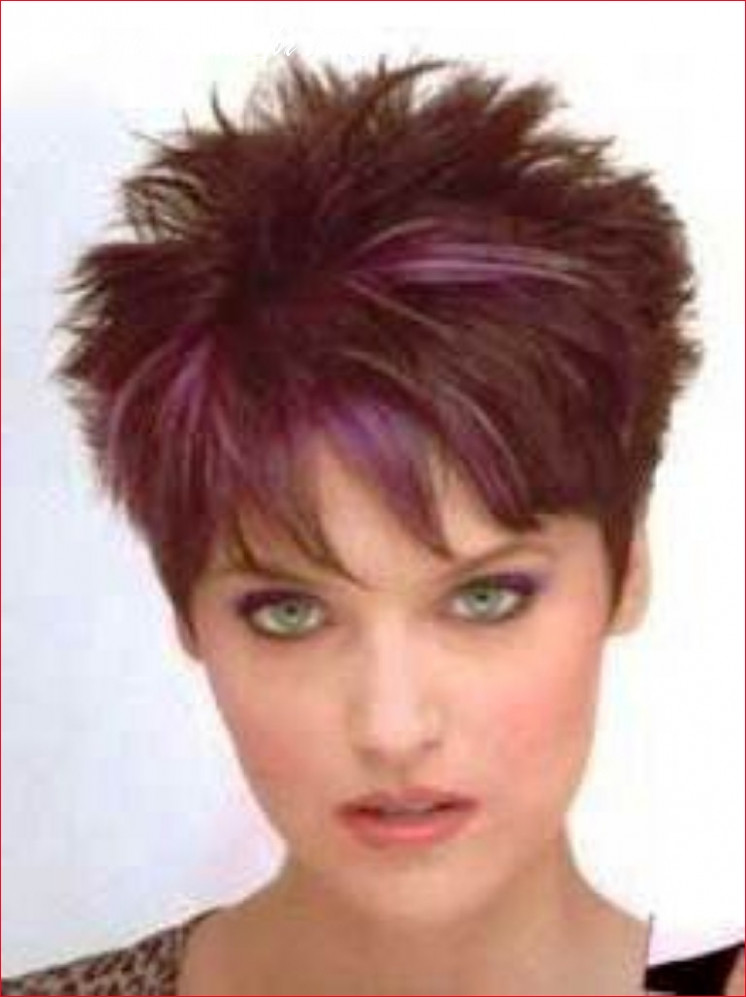 Spiky hairstyles 12 for women » short spiky hair cuts ideas for