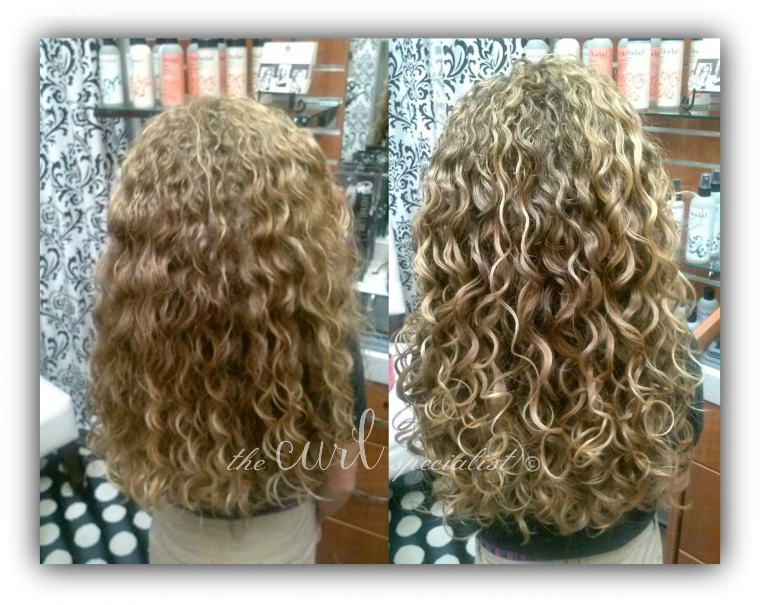 Spiral perm hairstyle awesome pin by copper on curly hair pictures spiral perm medium length hair
