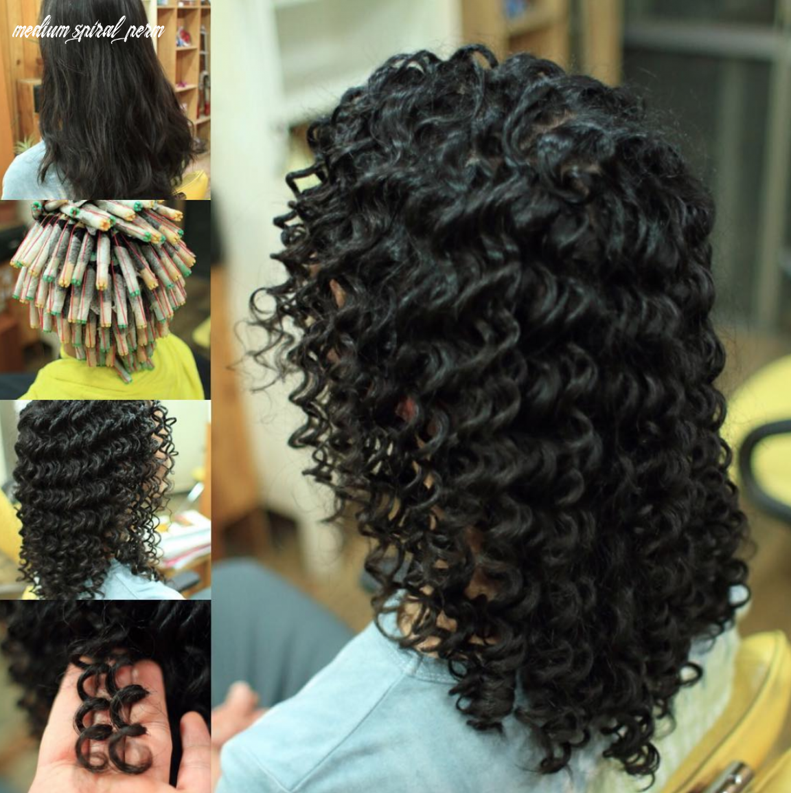 Spiral perm vs regular perm: spiral perm hairstyles and tips medium spiral perm