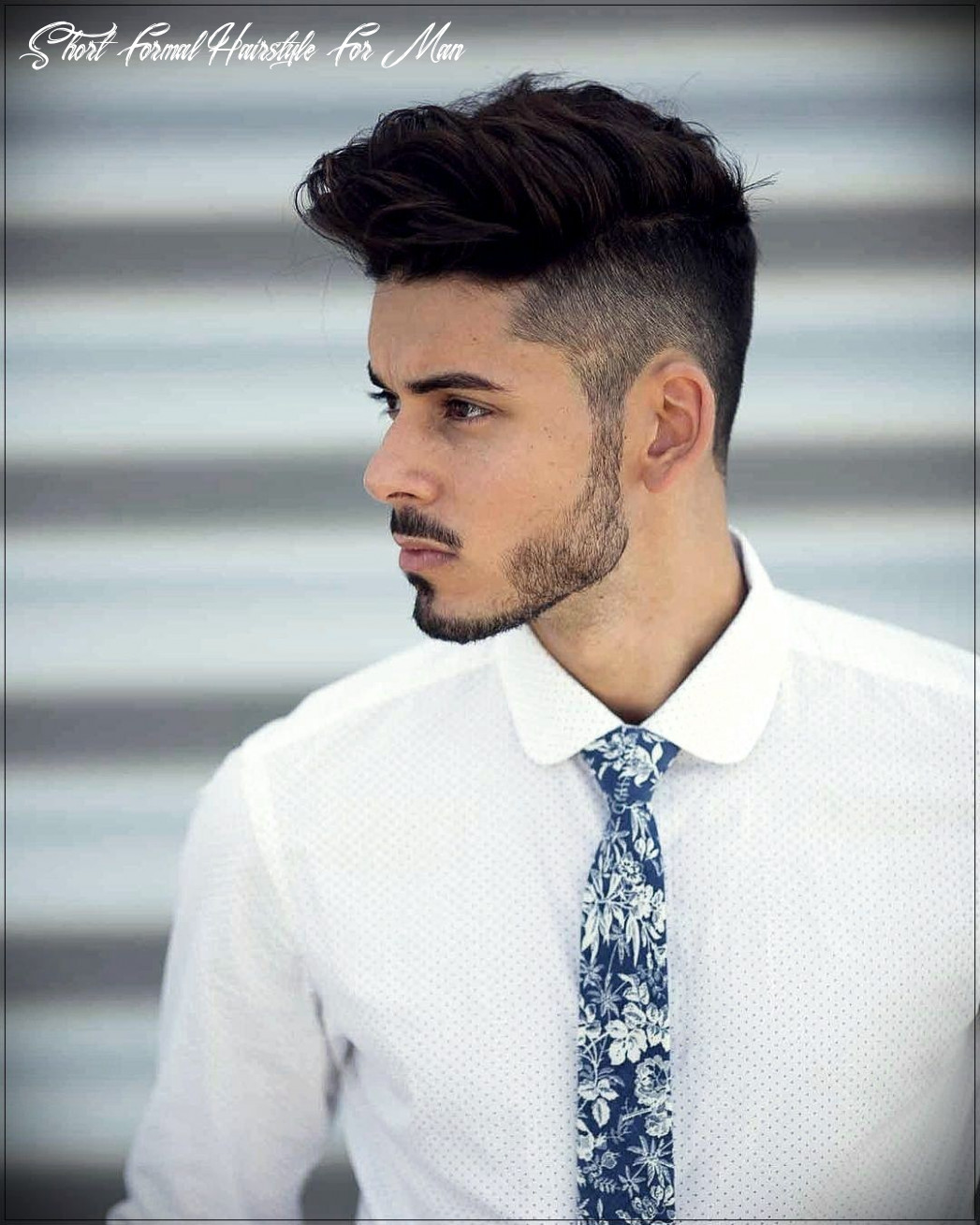 Sport these short haircuts for men in 10   short hair haircuts