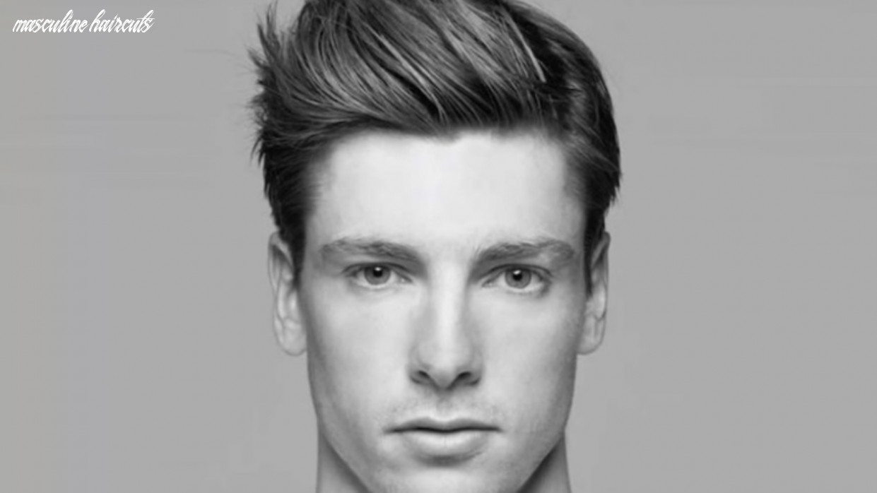 Straight haircuts and hairstyle tips for men | man of many masculine haircuts