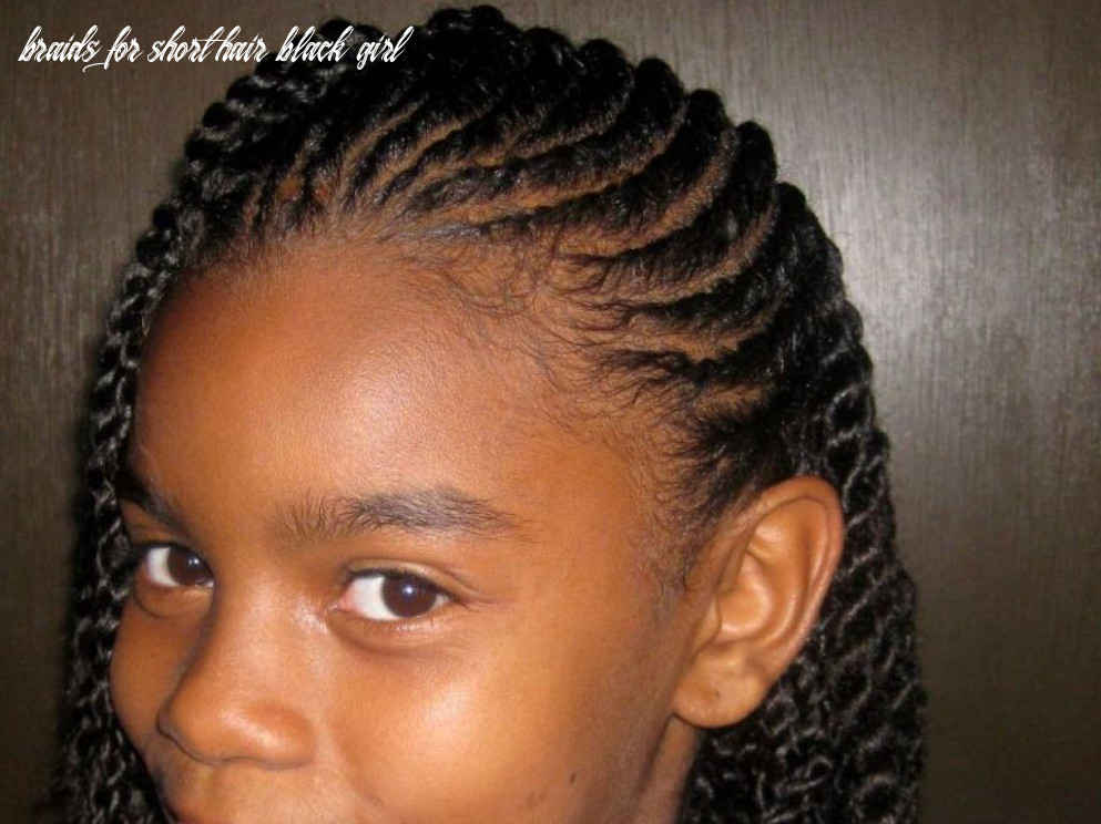 Stunning hairstyles for little black girls with short hair | Hair ...
