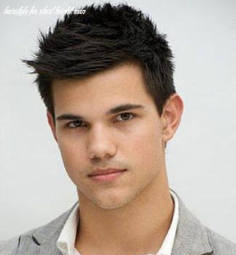 Stunning short haircuts for men – lady style hairstyle for short height man