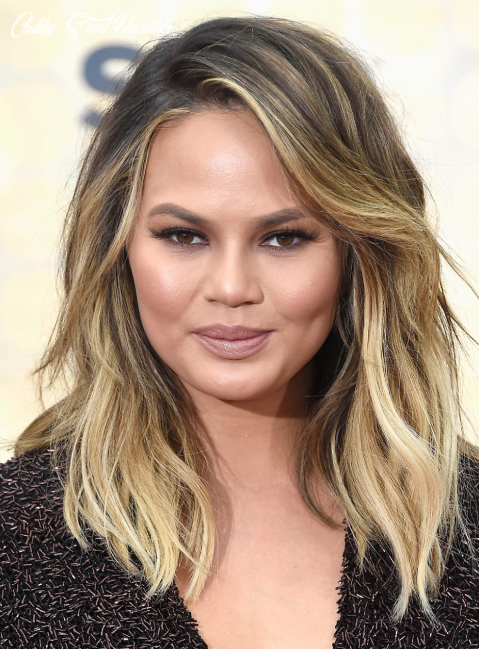 Style : 12 best hairstyles for round faces along with style 12