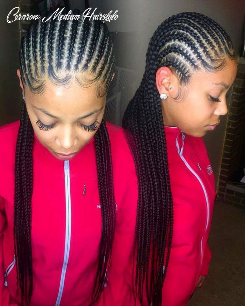 Stylecaster | protective hairstyles to try | straight back