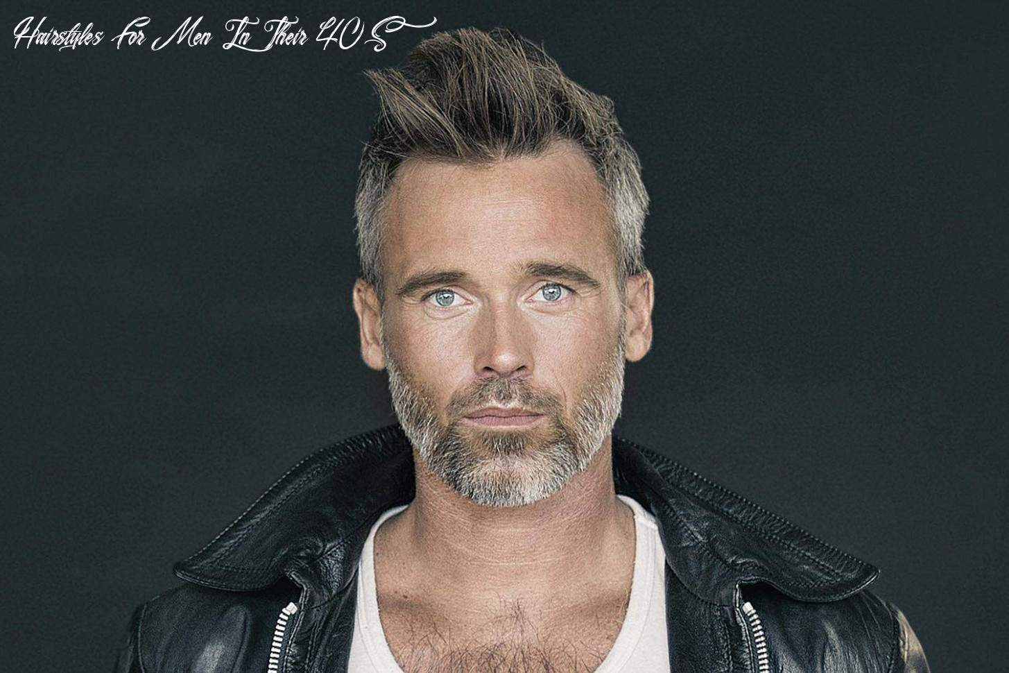 Stylish haircuts for the masculine in their 10s hairstyles for men in their 40s