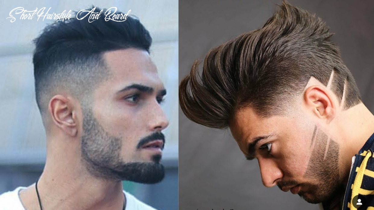 Stylish Hairstyles For Men 12 | Short Beard Styles For Men 12 ...