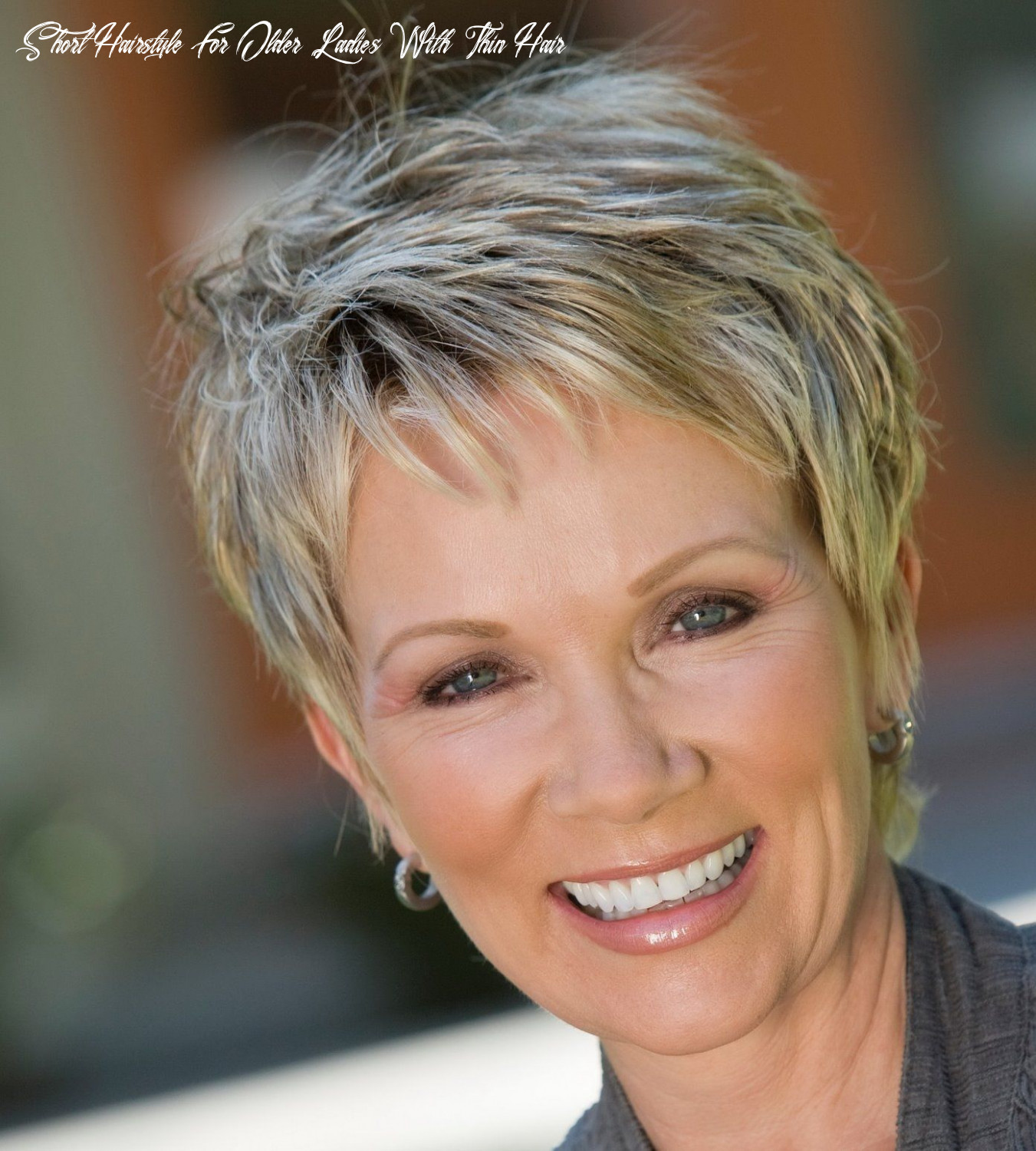 Stylish Pixie Hair for Older Women | Haircuts for wavy hair ...