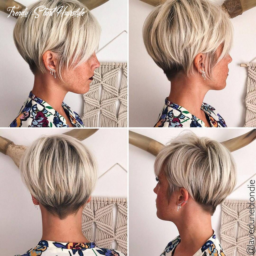 Stylish pixie haircut for women short hairstyles designs | mode
