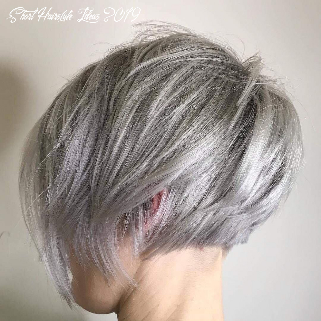 Stylish Short Hairstyles for Thick Hair, Women Short Haircut Ideas ...