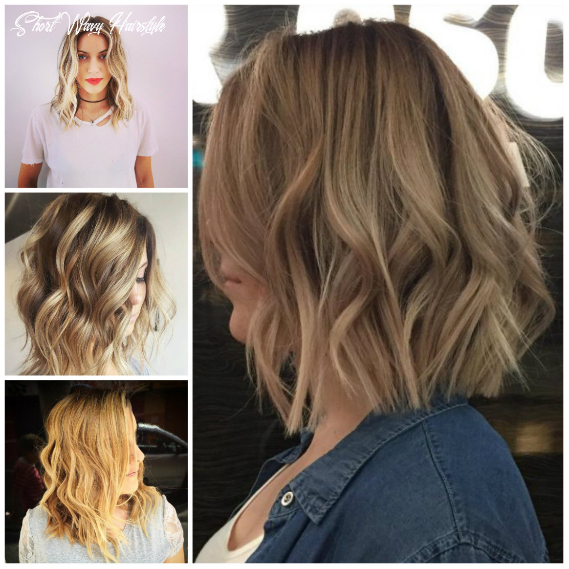 Stylish short wavy hairstyles for 11 | 11 haircuts, hairstyles