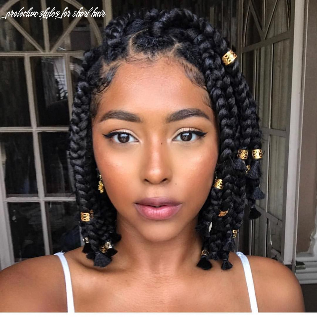 Such a pretty protective style! black hair information | natural