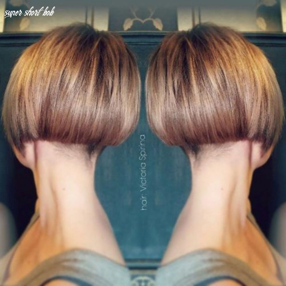 Suggestions for cool super short bob, Human hair color | Undercut ...
