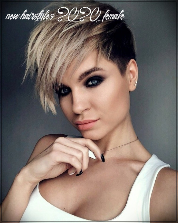 Super new haircuts for 12 12 season: top 12 of trends new hairstyles 2020 female