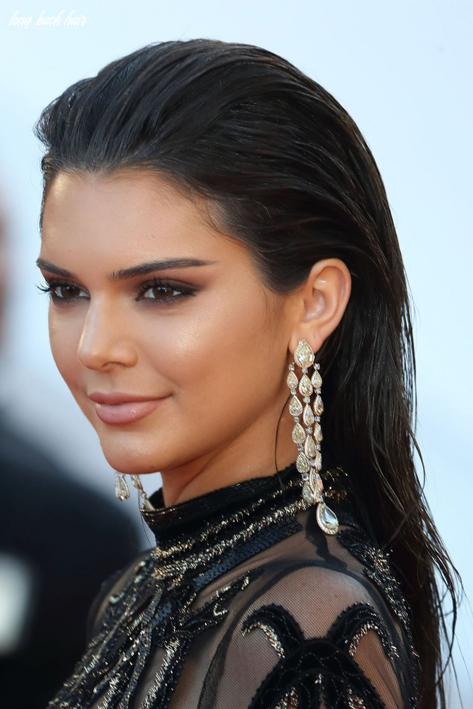 Super pretty long hairstyles lazy girls will love | jenner hair