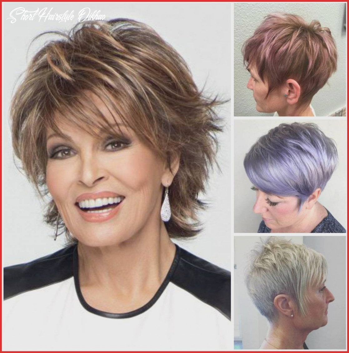 Super short hairstyles for thick hair inspirational new haircuts