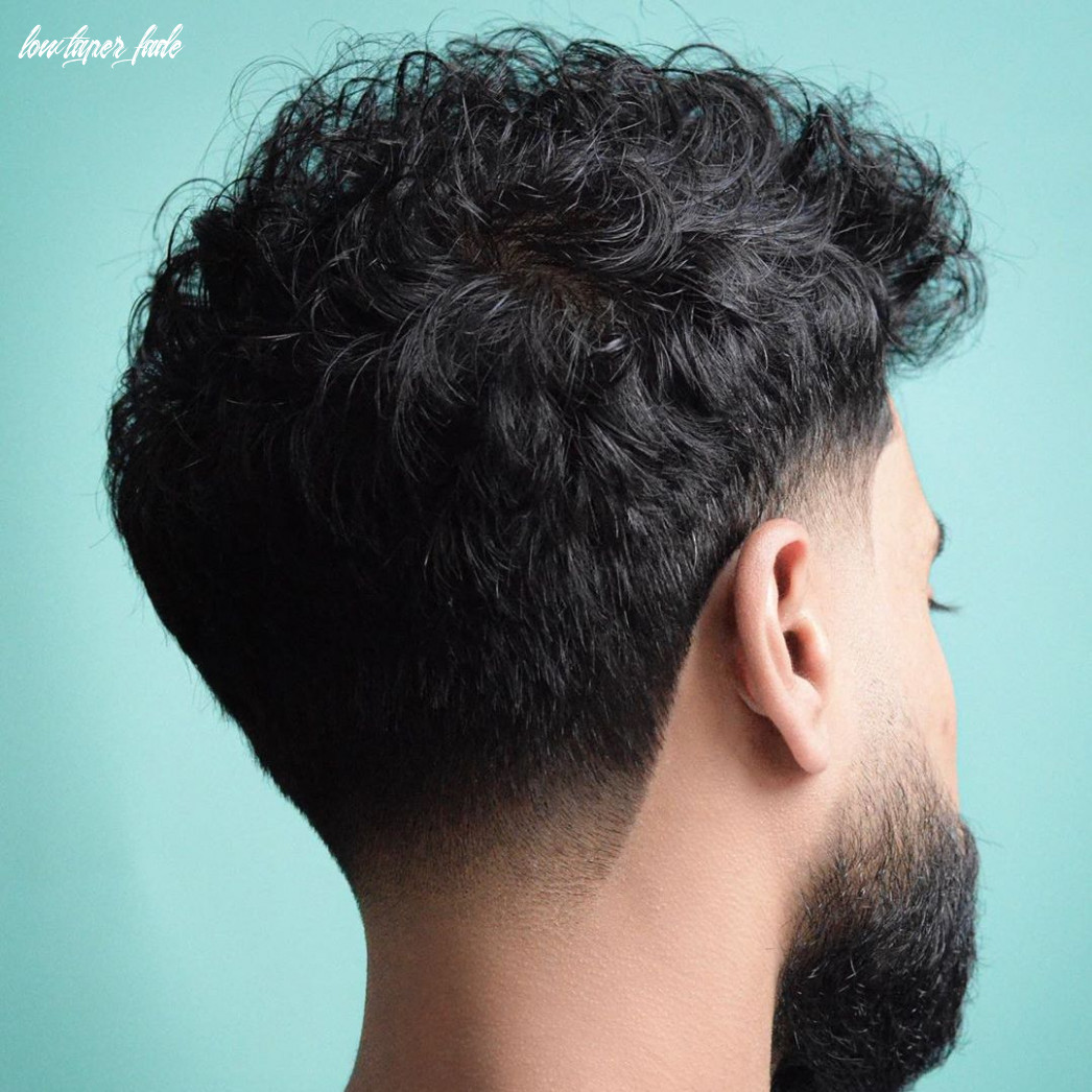 Taper fade haircuts (10 styles) low taper fade