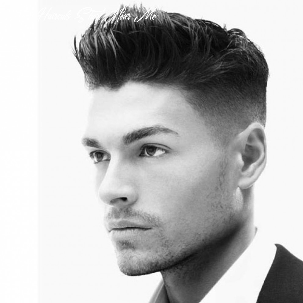 The 10 best short hairstyles for men | improb mens haircuts short near me