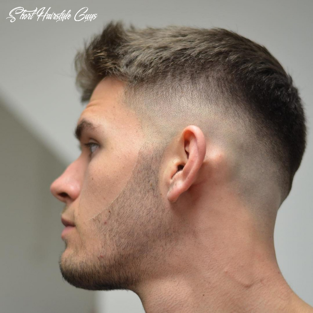 The 10 best short hairstyles for men | improb short hairstyle guys