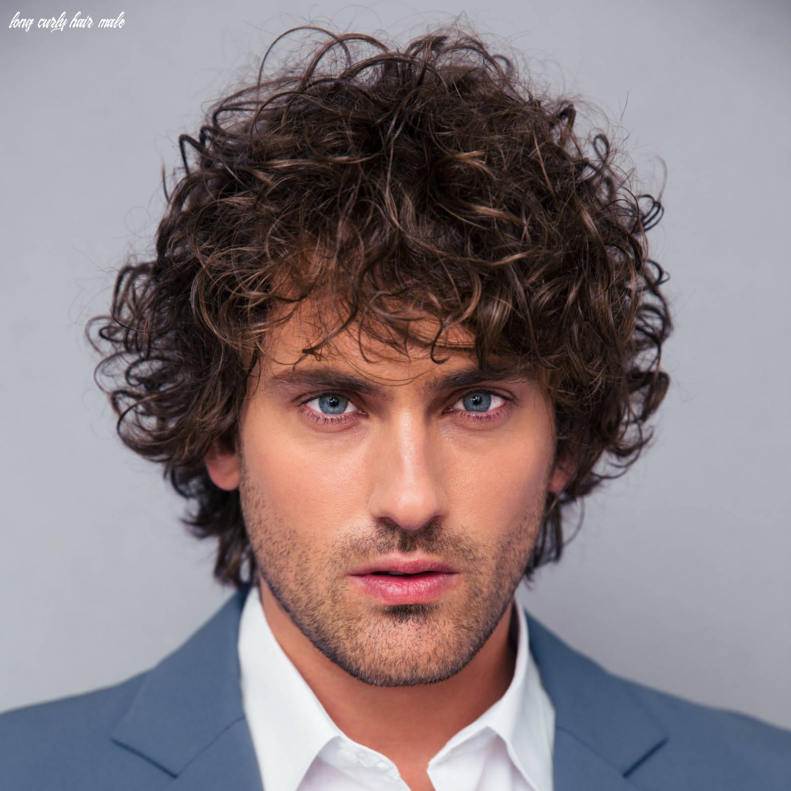 The 11 best curly hairstyles for men   improb long curly hair male