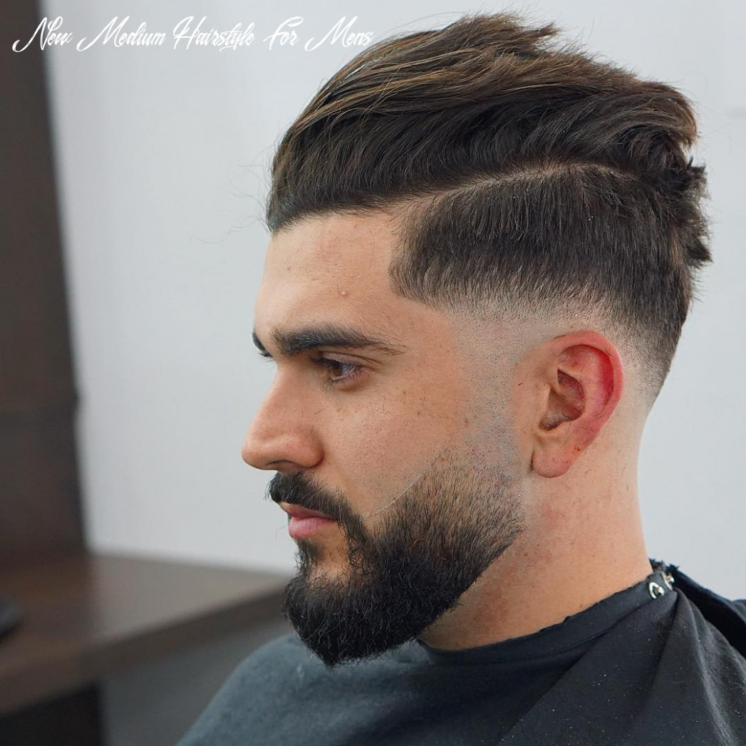 The 11 best medium length hairstyles for men | improb new medium hairstyle for mens