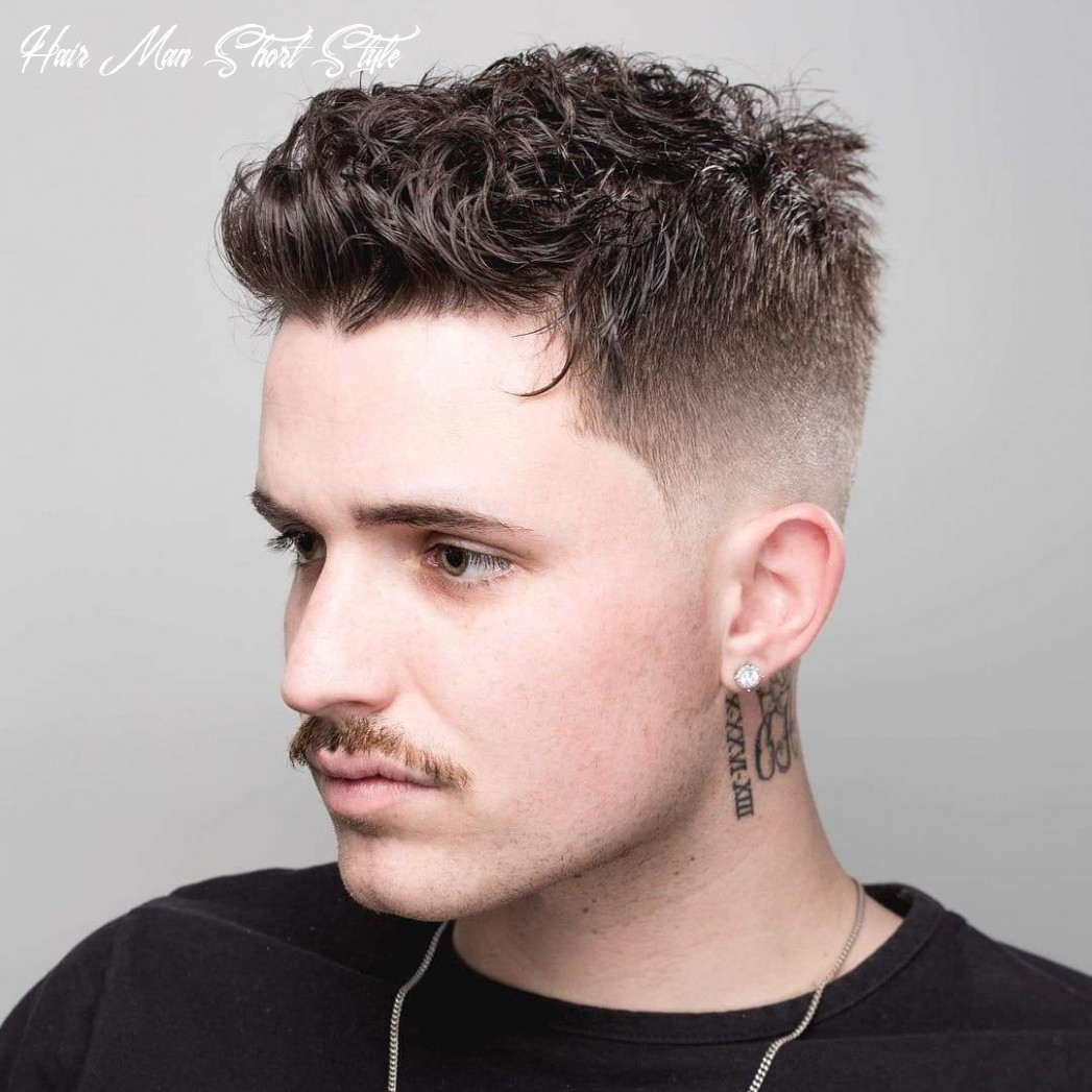 The 11 best short hairstyles for men | improb hair man short style