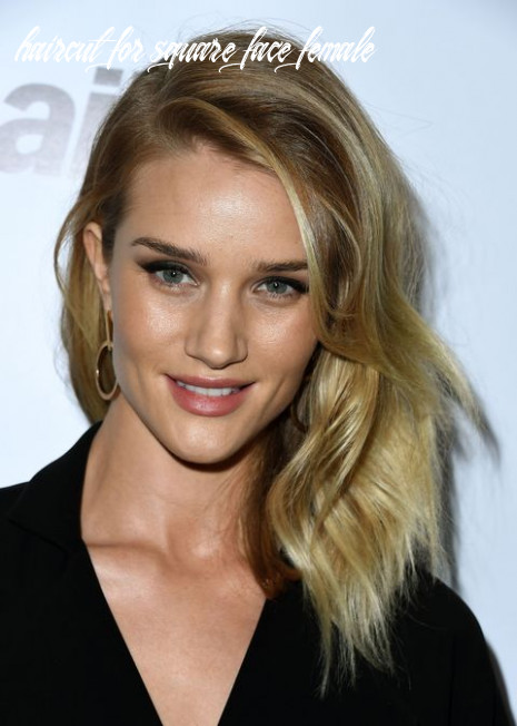 The 12 best hairstyles for square faces haircut for square face female