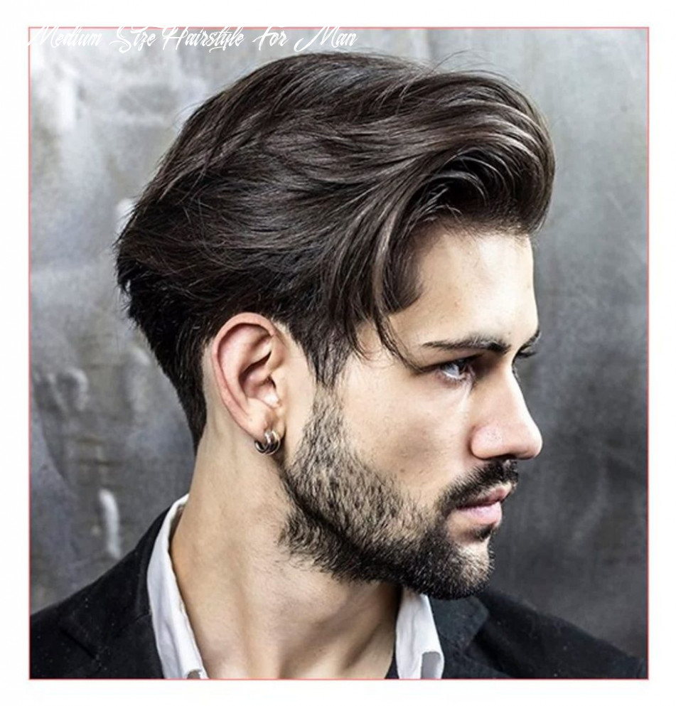 The 12 best medium length hairstyles for men | improb medium size hairstyle for man