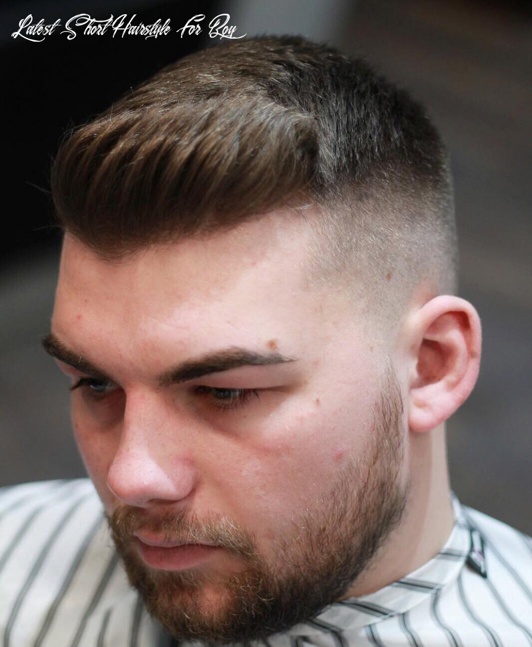 The 12 best short hairstyles for men | improb latest short hairstyle for boy