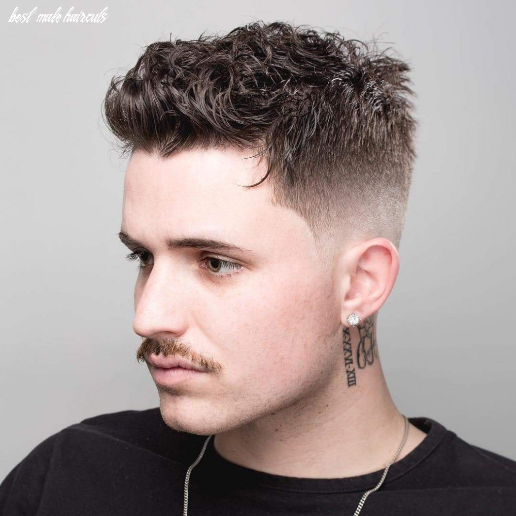The 8 best short hairstyles for men   improb best male haircuts