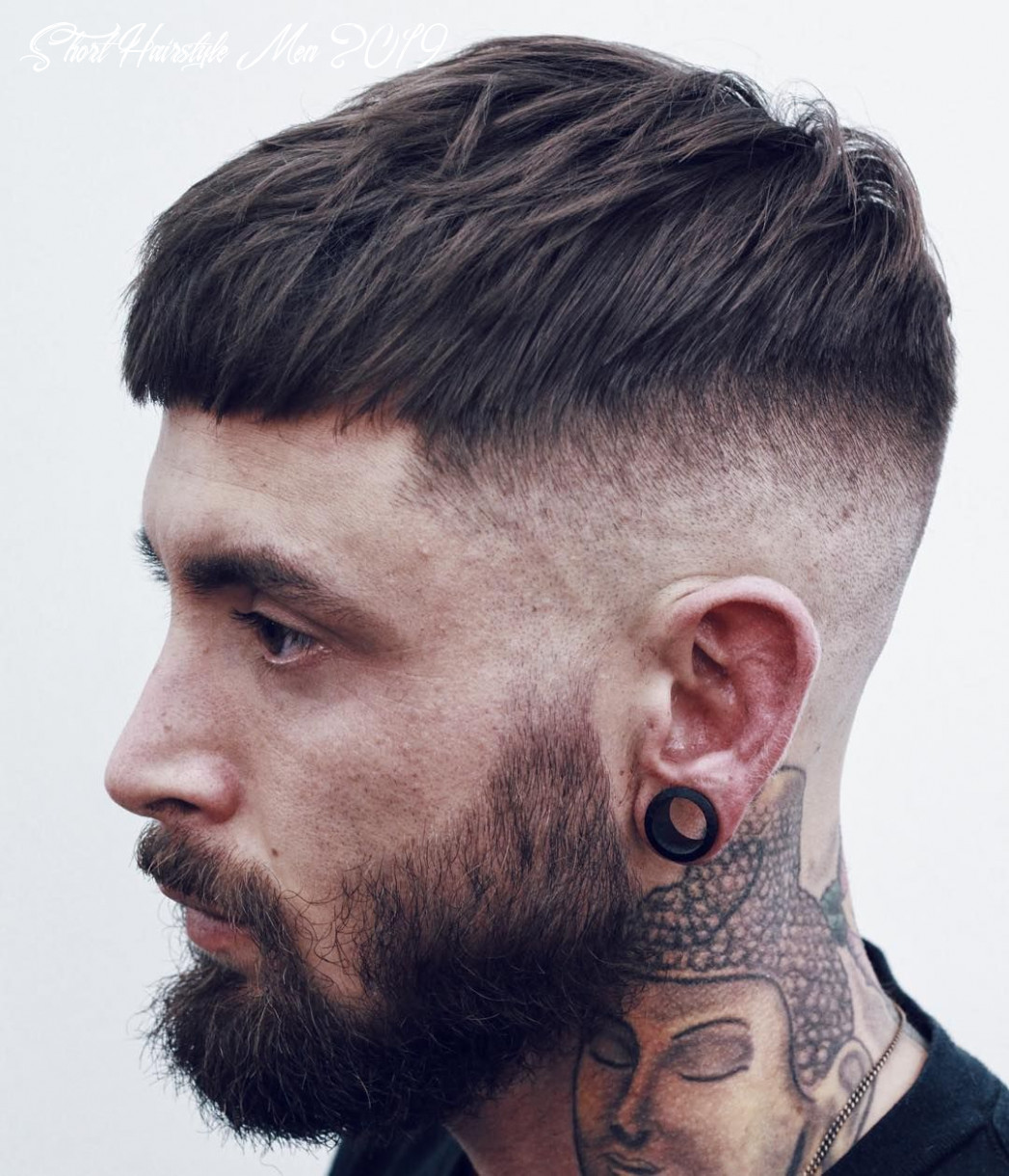 The 8 best short hairstyles for men | improb short hairstyle men 2019