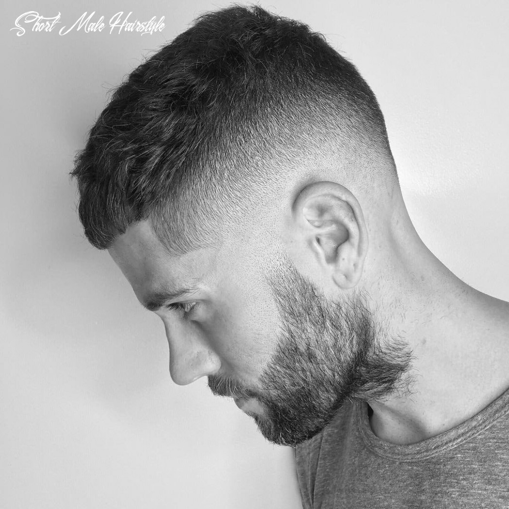 The 9 best short hairstyles for men | improb short male hairstyle
