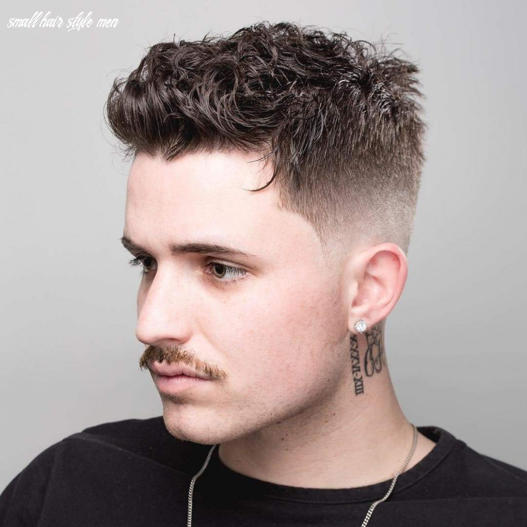 The 9 best short hairstyles for men | improb small hair style men
