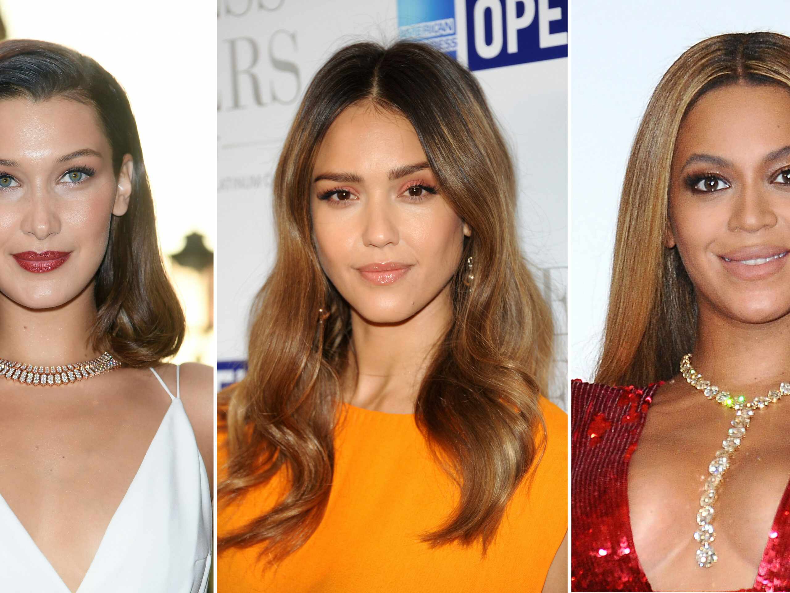 The 9 most flattering haircuts for oval faces   allure hairstyles for oval face women