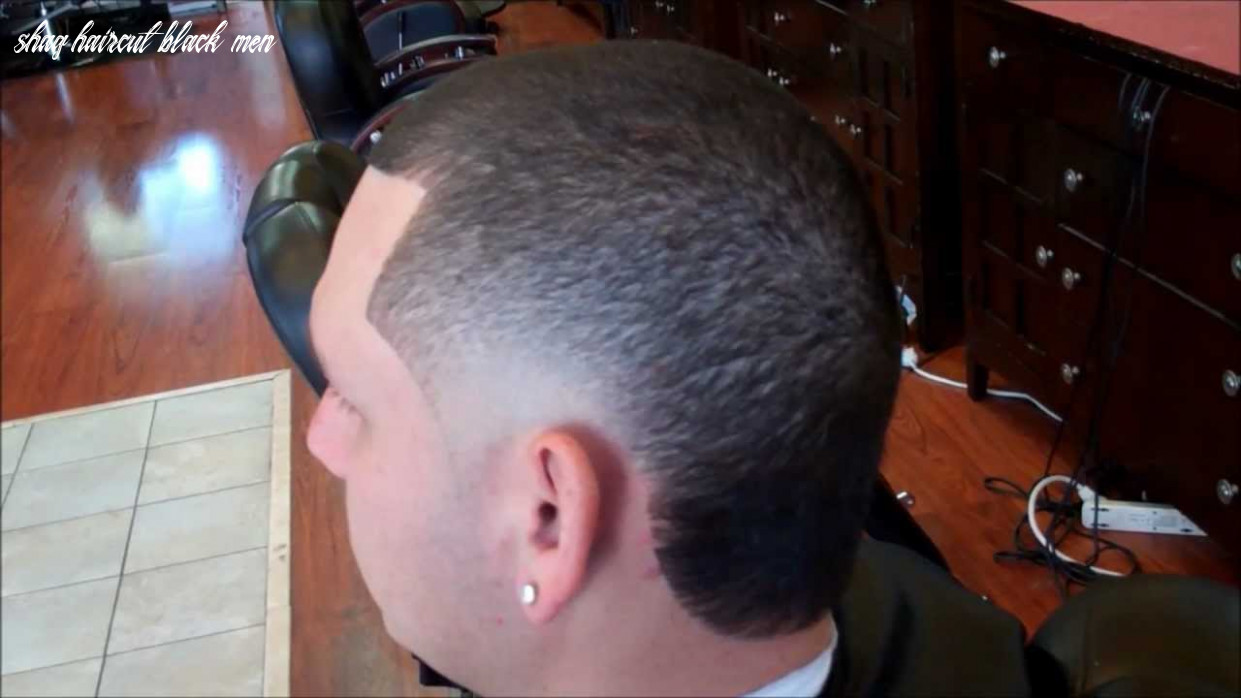 THE BALD TAPER   SHAG   MULLET   HD - TIMELESS BARBERS