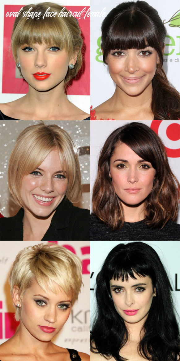 The Best (and Worst) Bangs for Oval Faces - The Skincare Edit