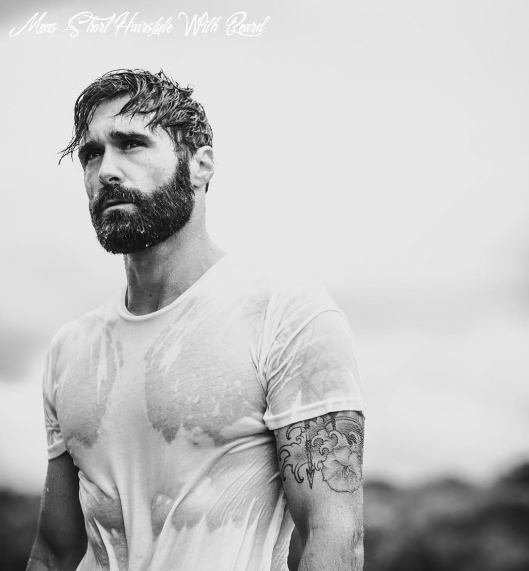 The best beard styles for men with short hair valextino mens short hairstyle with beard