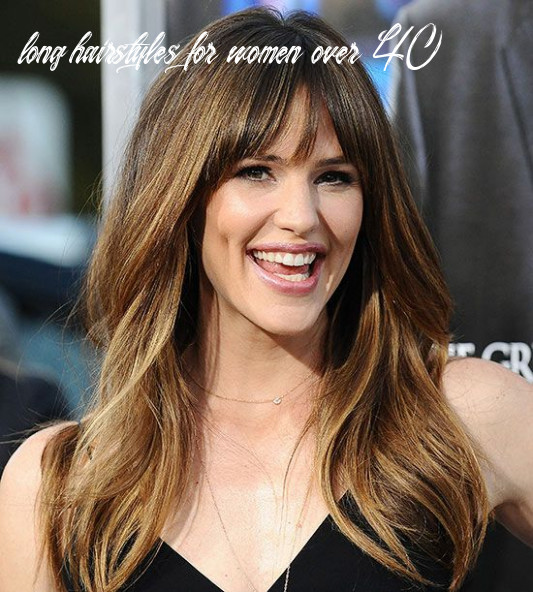 The best hairstyles for women over 12 | brunette hair color, long