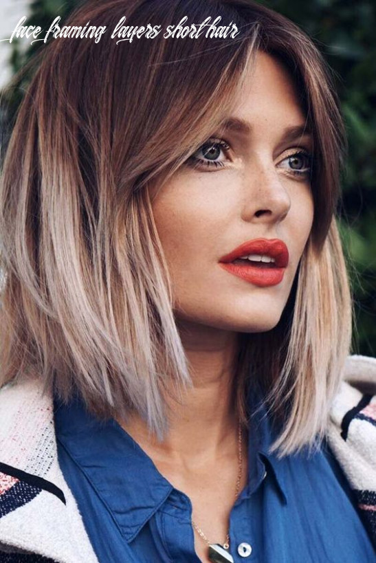 The best short cuts for thin hair | southern living face framing layers short hair