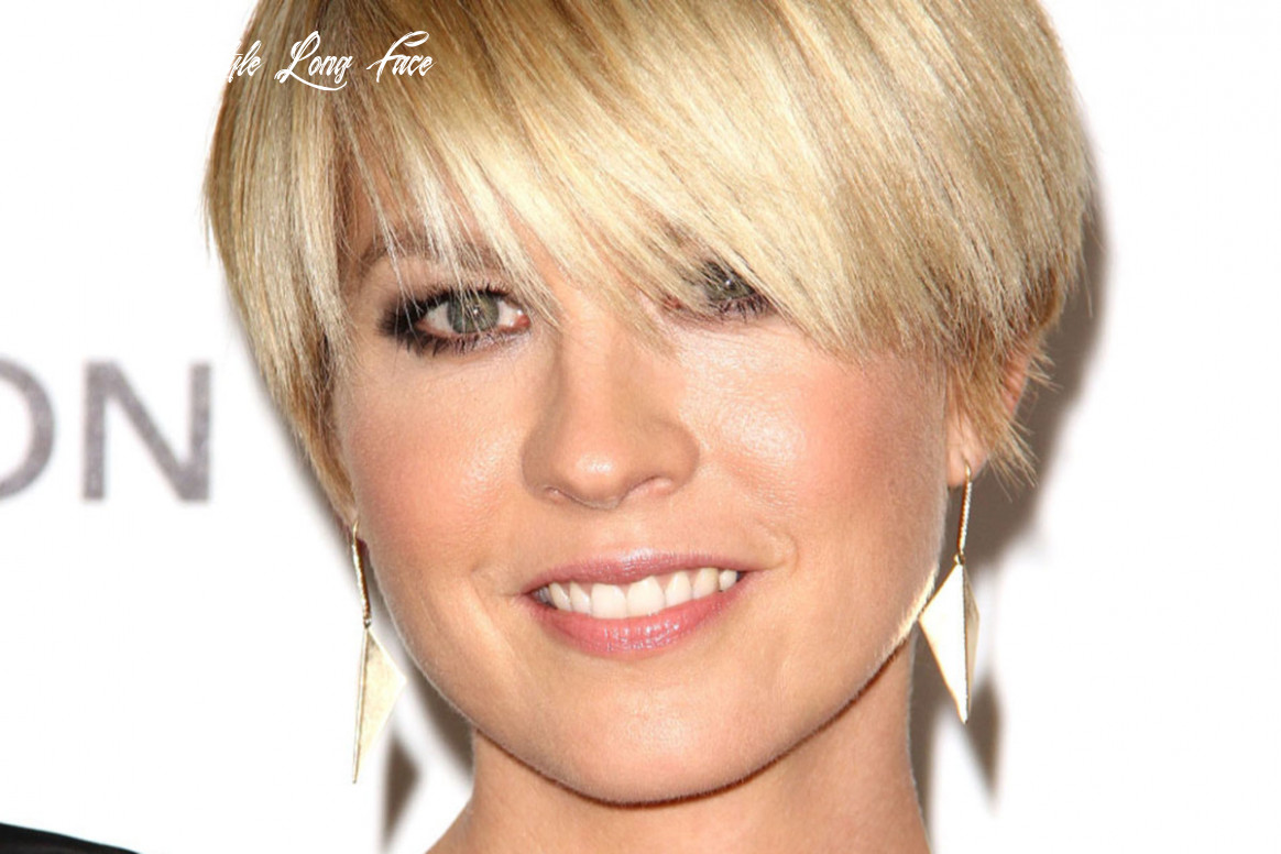 The best short haircuts for a long face the skincare edit short hairstyle long face