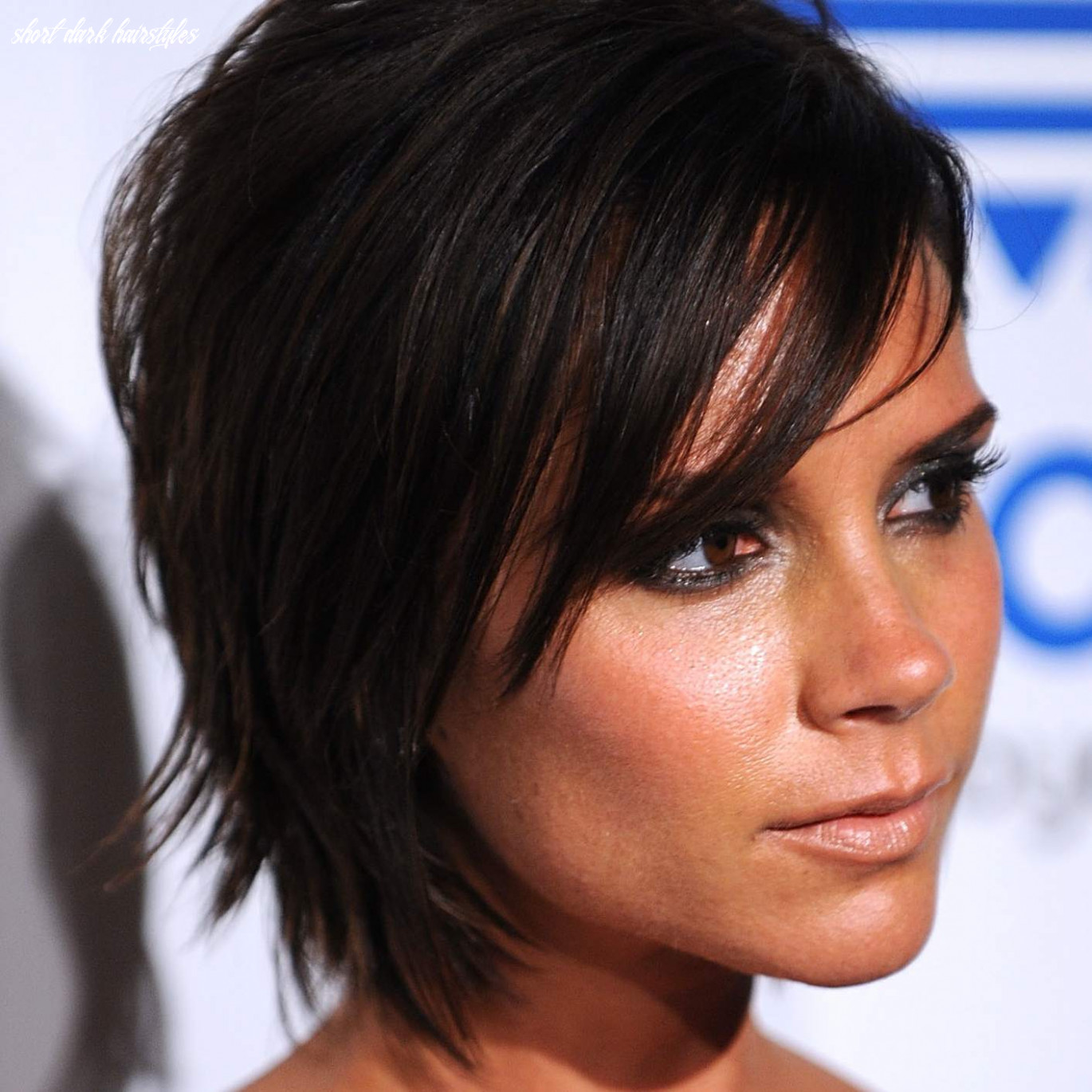 The best short haircuts for brunettes short dark hairstyles