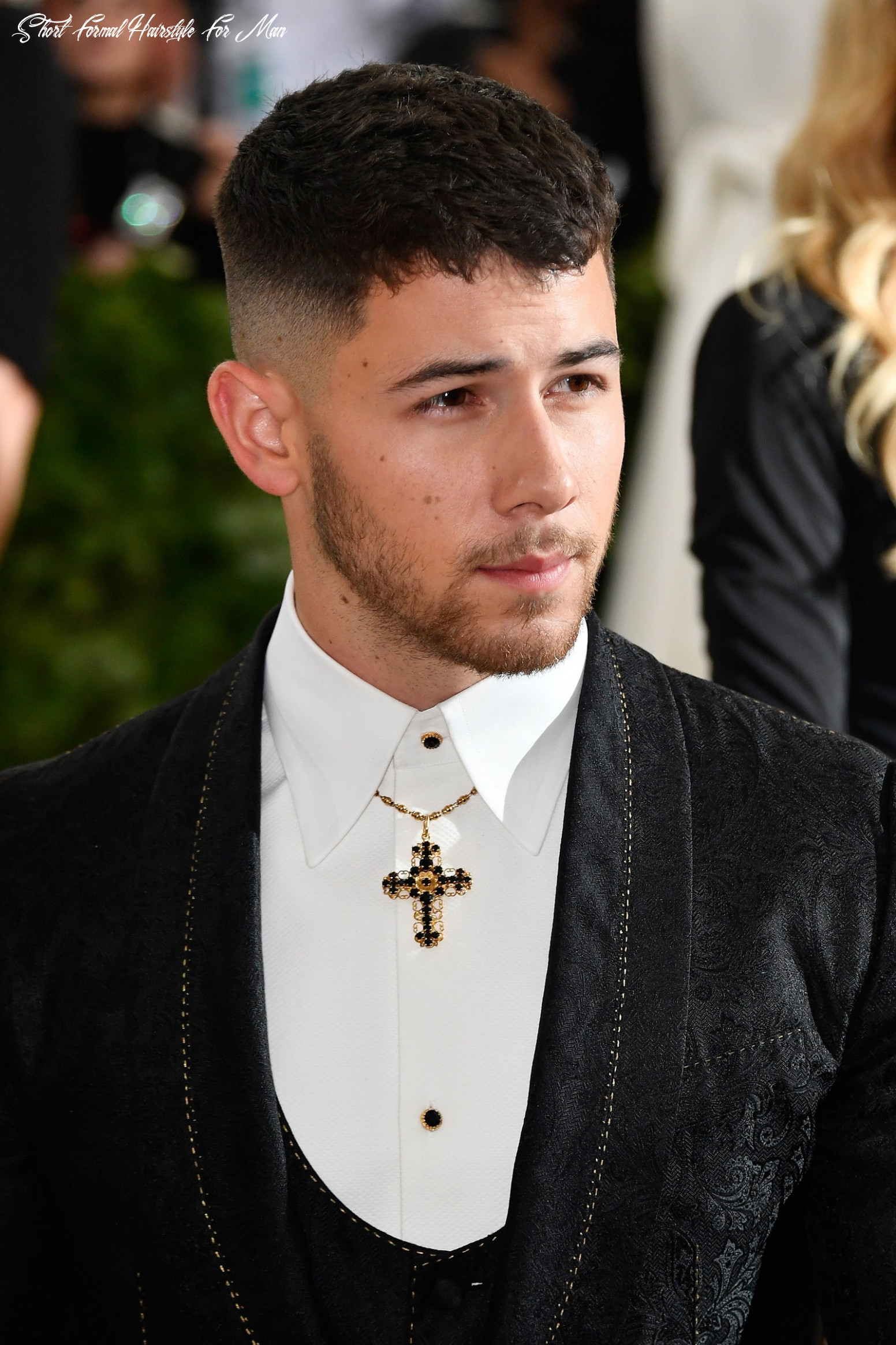 The best short haircuts for men this summer   gq short formal hairstyle for man